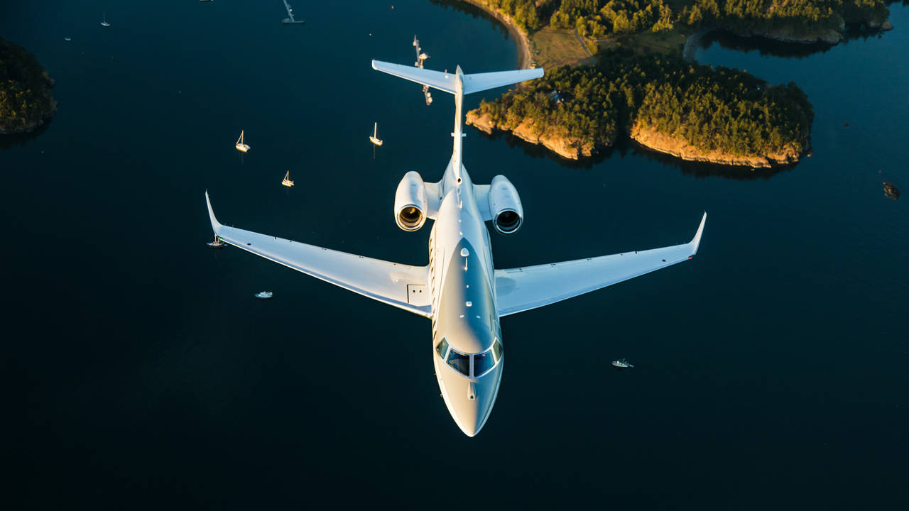 The 200th Gulfstream G280 Enters Service