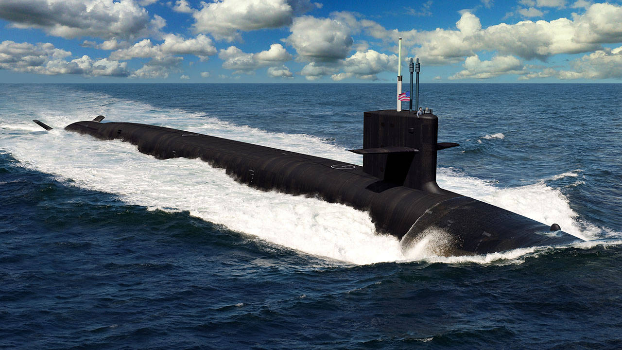 GD Electric Boat Wins $9.4 billion contract for Columbia ballistic missile submarines