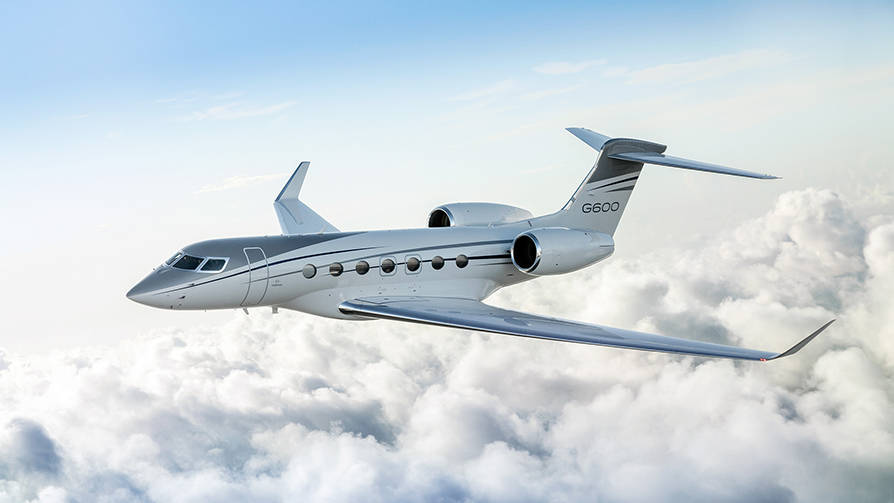 Gulfstream G600 Receives Type Certificate From FAA Grid