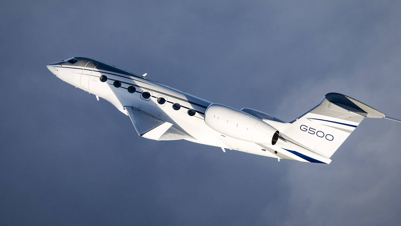 Gulfstream G500 EASA Certification