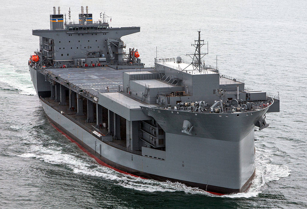 General Dynamics Awarded Contract to Build Additional U.S. Navy Expeditionary Sea Base Ships