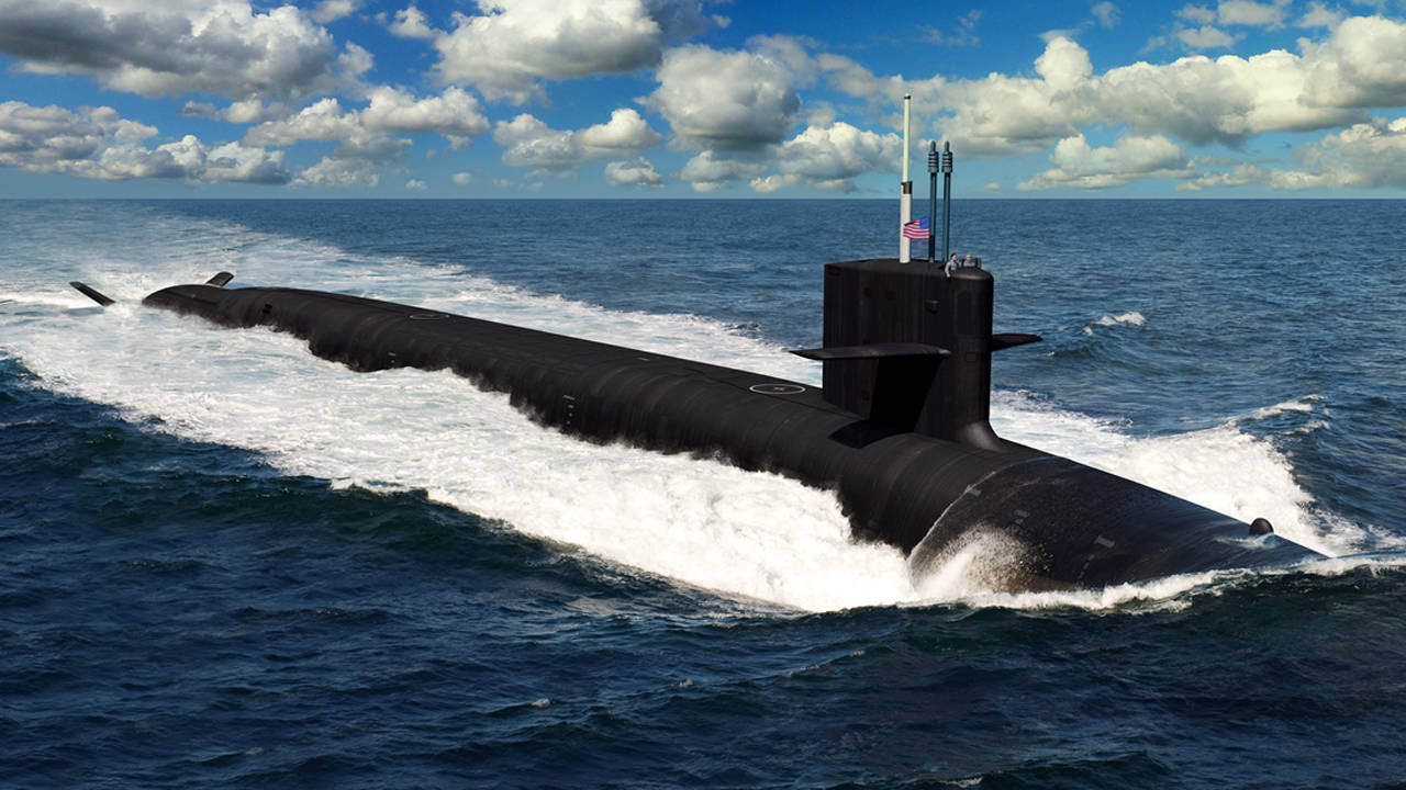 General Dynamics Electric Boat awarded $9.5 billion by U.S. Navy for Columbia-class submarines